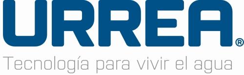 Logo Urrea Tecnología para vivir el agua